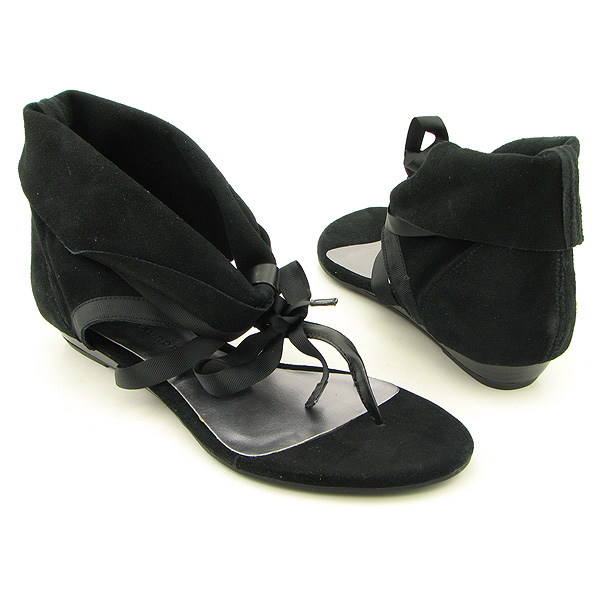 CHINESE LAUNDRY Sudoku Sandals, Ankle Boots Shoes Black Womens