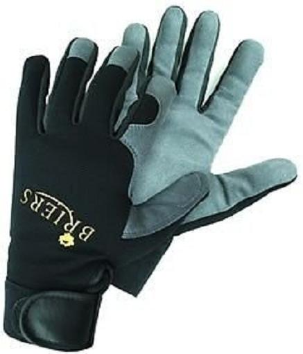 New Briers Mens Professional Gardening Gloves Large B0122 ...