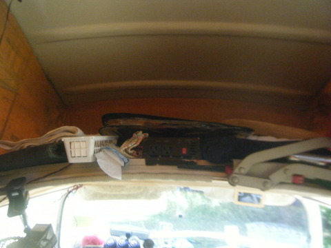 400 Watt Power Inverter Charged while Driving: for Powering Laptop, Charging Phones/Camera, Small Lamp