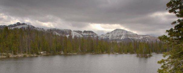 Mirror Lake.