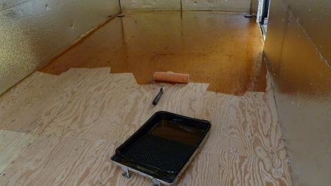 a-cargo-paint-floor
