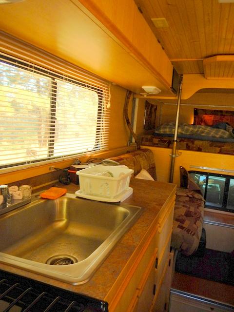 Cheap Rv Living Com Living Or Traveling In An Alaskan Camper