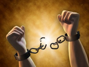 With so many people in chains, and I know the way out, can I in good conscious just leave them in slavery?