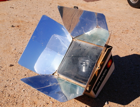 For many vandwellers, a solar oven is a great investment for now, and it will become invaluable in the future.
