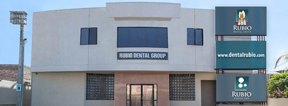 Dr. Rubios very clean, modern, professional and high-tech office.