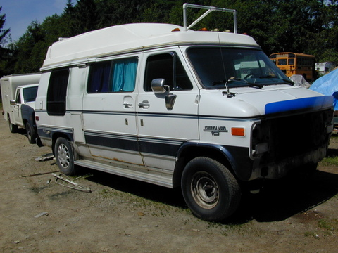 2. Donor Van