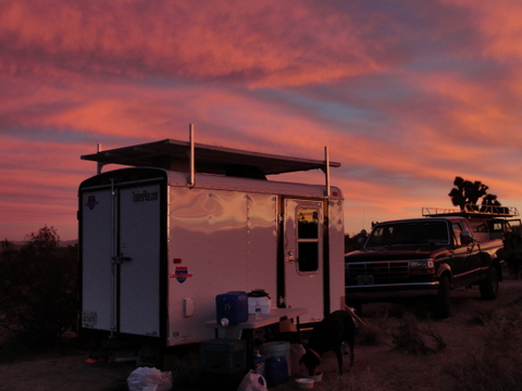 Is camping in the middle of the desert boondocking? Yes, it is! I call it Heaven on Earth!!