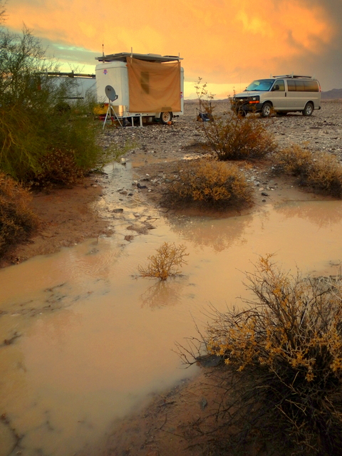 Cheap Rv Living Com Staying Safe In The Desert Flash Floods