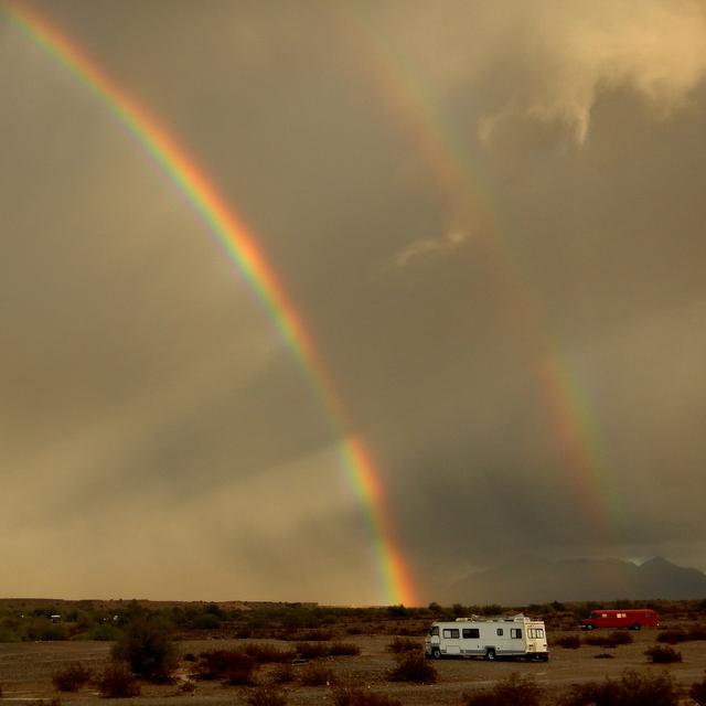 Cheap Rv Living Com Staying Safe In The Desert Flash Floods
