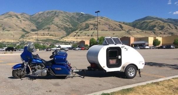 Walmart in Perry Utah, summer 2014.