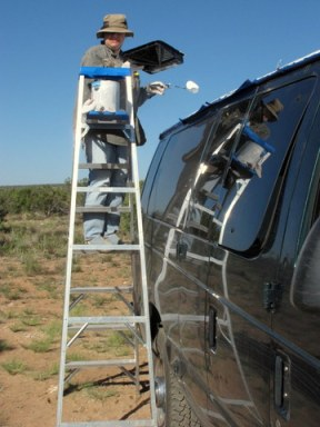 Heat-Roof-Ladder