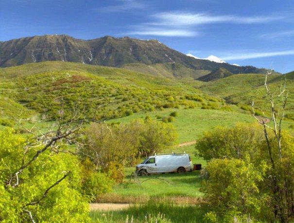 Nephi. Utah