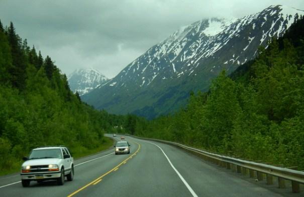 Unfortunately, rain dominated my trips around the Peninsula.