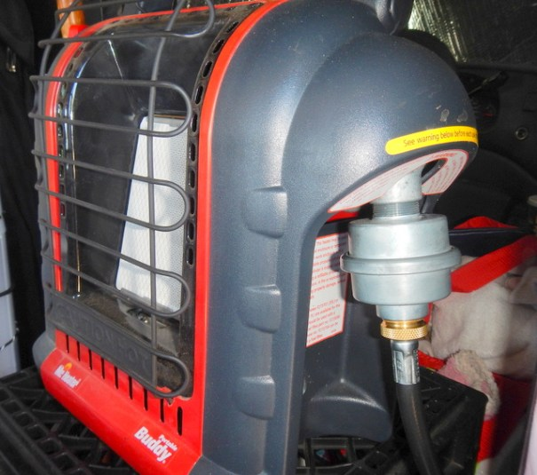 Cheap Rv Living Com How To Connect Your Buddy Heater To A