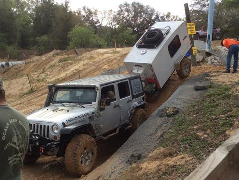 Small camper comparisons hiker vs runaway - Jeep Wrangler Forum