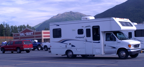 Cheap rv living stealth parking locations part 2 walmart is probably the most common spot to stealth park in but they arent always the best sometimes it is the worst choice and sometimes even illegal fandeluxe Images