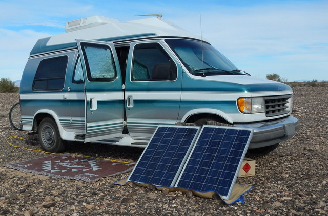 Cheap RV Living com -Installing a Renogy 200 Watt Solar Kit
