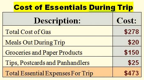 Trip-Judy-non-essentail-Costs-table-USE
