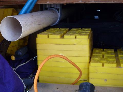 Cheap RV Living com-Installing a Wind Generator