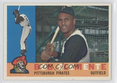 1960 Topps #326 - Roberto Clemente - Courtesy of CheckOutMyCards.com