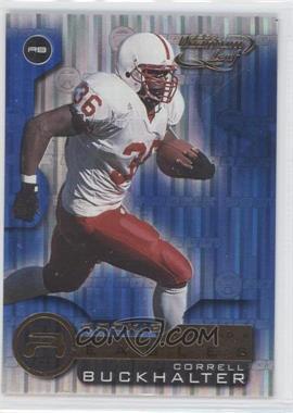 2001 Quantum Leaf #219 - Correll Buckhalter SP RC (Rookie Card) - Courtesy of CheckOutMyCards.com