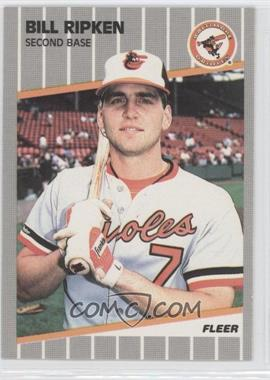 1989 Fleer #616D - Bill Ripken Black Scribble - Courtesy of CheckOutMyCards.com