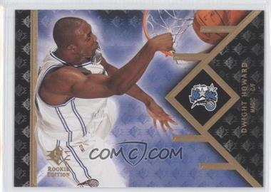 2007-08 SP Rookie Edition #32 - Dwight Howard - Courtesy of CheckOutMyCards.com