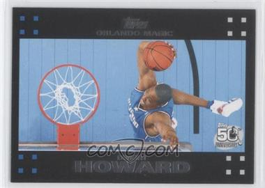 2007-08 Topps #14 - Dwight Howard - Courtesy of CheckOutMyCards.com