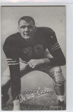 1948-52 Exhibit W468 Black and White #11 - Tex Coulter SP48 - Courtesy of CheckOutMyCards.com