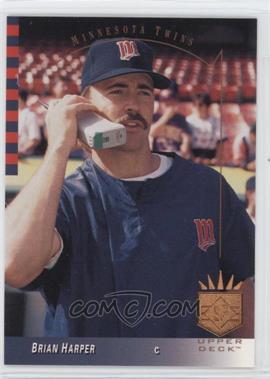1993 SP #246 - Brian Harper - Courtesy of COMC.com
