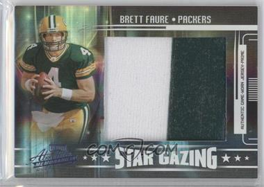 2005 Absolute Memorabilia Star Gazing Oversized Prime #17 - Brett Favre/10 - Courtesy of CheckOutMyCards.com