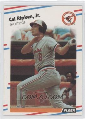 1988 Fleer #570 - Cal Ripken - Courtesy of CheckOutMyCards.com