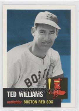 1991 Topps Archives 1953 #319 - Ted Williams - Courtesy of CheckOutMyCards.com