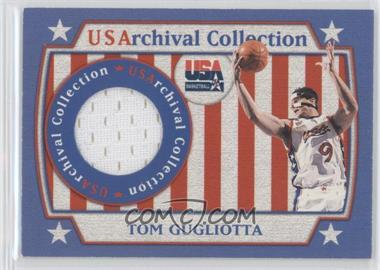 2000 Topps Team USA USArchival #USAR1 - Tom Gugliotta - Courtesy of CheckOutMyCards.com