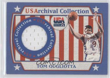 2000 Topps Team USA USArchival #USAR1 - Tom Gugliotta - Courtesy of CheckOutMyCards.com