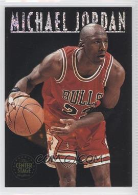 1993-94 SkyBox Premium Center Stage #CS1 - Michael Jordan - Courtesy of CheckOutMyCards.com