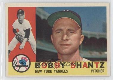 1960 Topps #315 - Bobby Shantz - Courtesy of CheckOutMyCards.com