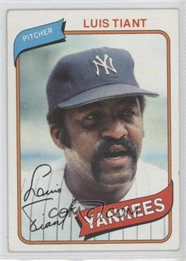 1980 Topps #35 - Luis Tiant - Courtesy of CheckOutMyCards.com