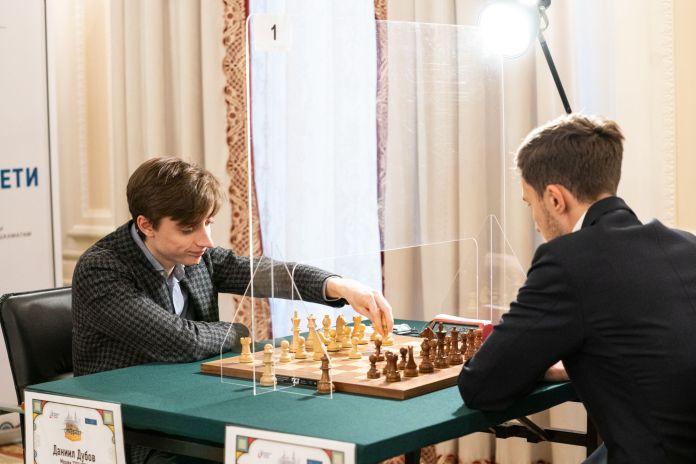Superfinalja Dubov-Karjakin