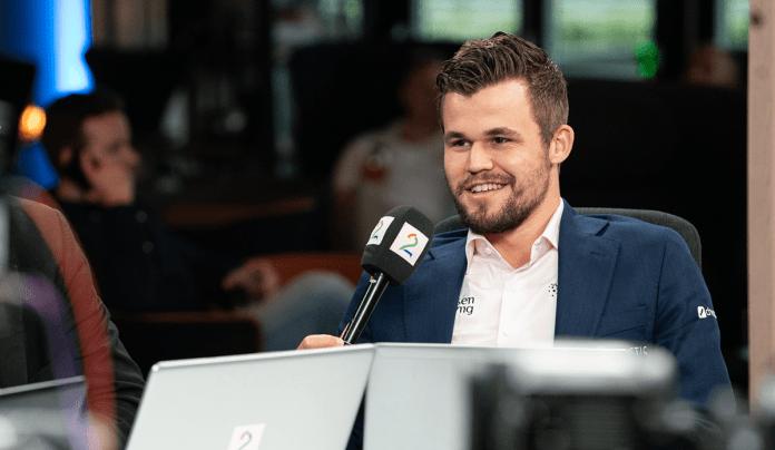 Intervistë me Magnus Carlsen