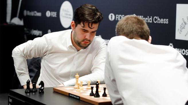 Nepomniachtchi Wins Moscow FIDE Grand Prix