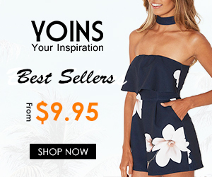 Yoins.com best sellers