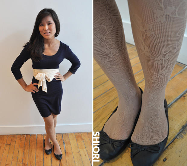 Fall Tights Pose Off Guess To Win