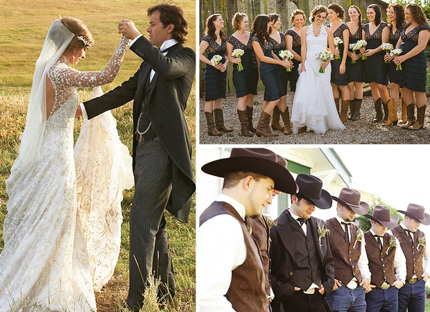 Western Wedding Decorations Ideas On With Kara39s Party Shabby Chic Bridal Shower