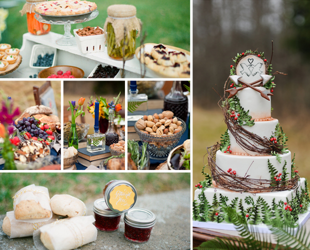 Wedding Ideas And Inspiration: The Rustic Hunger Games Wedding