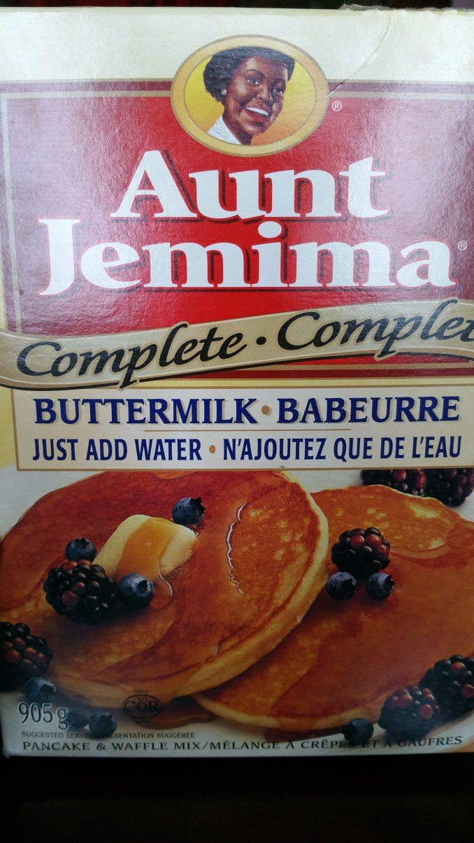 Aunt Jemima Buttermilk Complete Pancake Mix reviews in