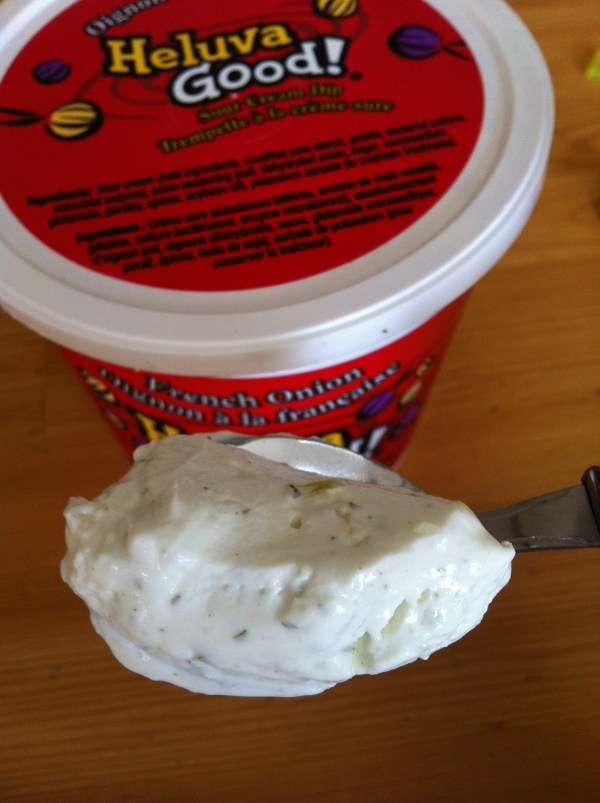 Helluva Good! French Onion Dip reviews in Dips Spreads