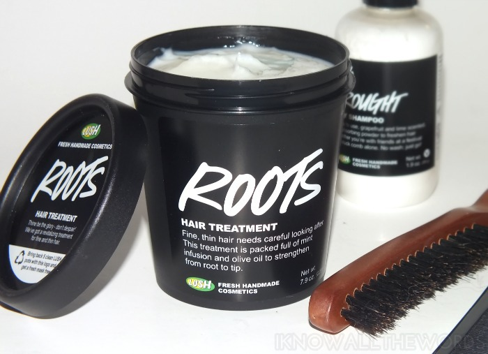 LUSH Roots Hair Treatment Reviews In Hair Care ChickAdvisor