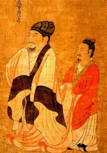 Chen Shubao, one of the 'Top 10 insane emperors in ancient China' by China.org.cn.