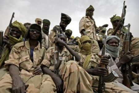 Rebels in Sudan claimed they held 29 Chinese workers following an firefight with Sudanese armed forces. [File photo]